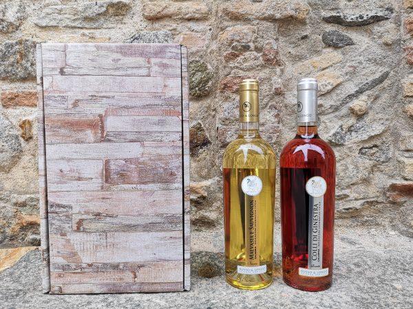 Vini Russo & Lungo - confezione regalo